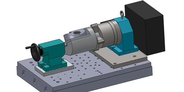 4-Axis Milling